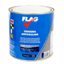Flag Cruising Antifouling